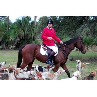 DUTCHESS Shod and Ridden by John Stanley APF, Indiantown, Florida