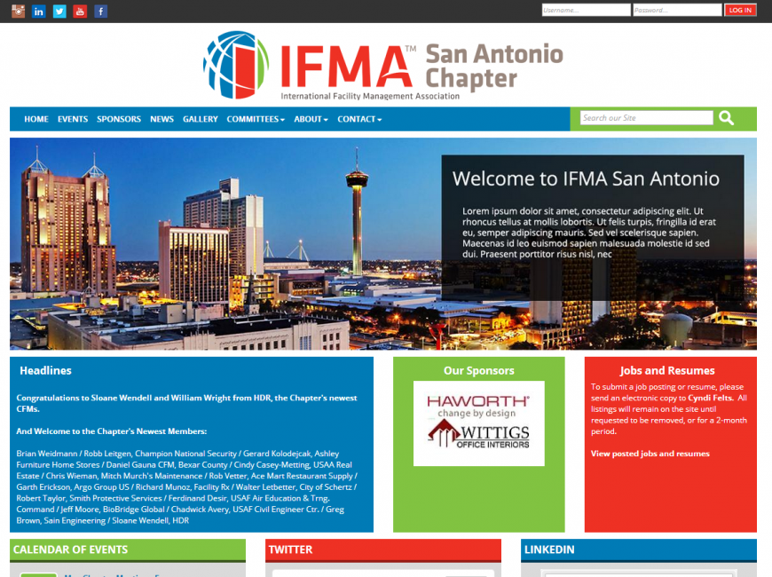 International Facility Management Association: San Antonio Chapter
