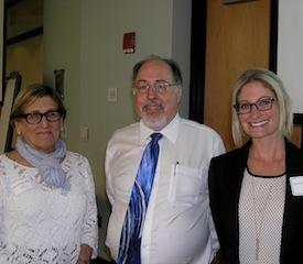Carol Schwartz, PhD, Larry Friedberg, PhD, and J. Lynsey Psimas, PhD were the presenters at the MPA WISC-V conference.