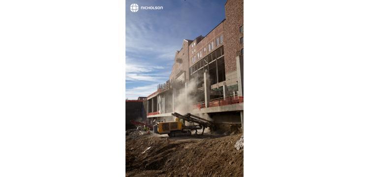 Nicholson Construction - CU Boulder Athletic Complex (Boulder, CO)