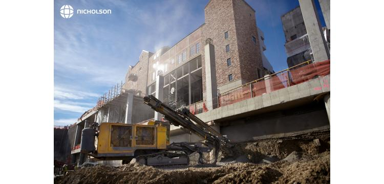 Nicholson Construction - CU Boulder Athletic Complex (Boulder, CO)