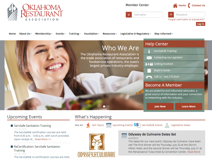 Oklahoma Restaurant Association