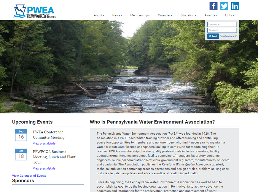 Pennsylvania Water Environment Association