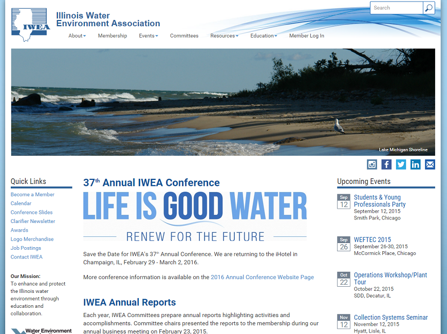Illinois Water Environment Association